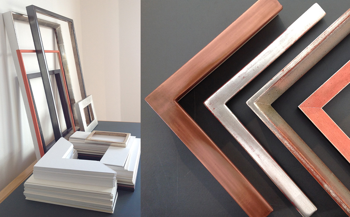 Kunst im Rahmen - Produkte